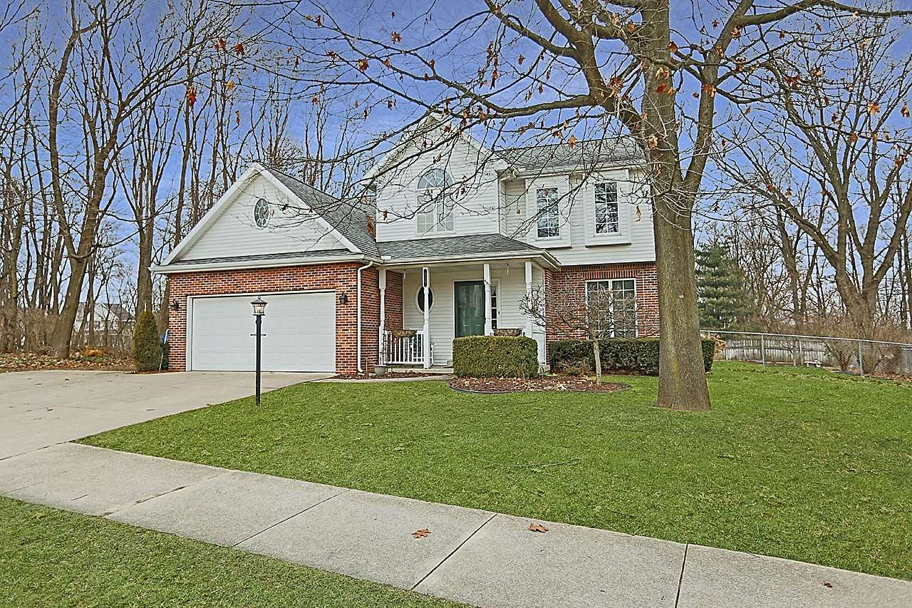 214 Krider Drive, Middlebury, IN 46540 - #: 202005146