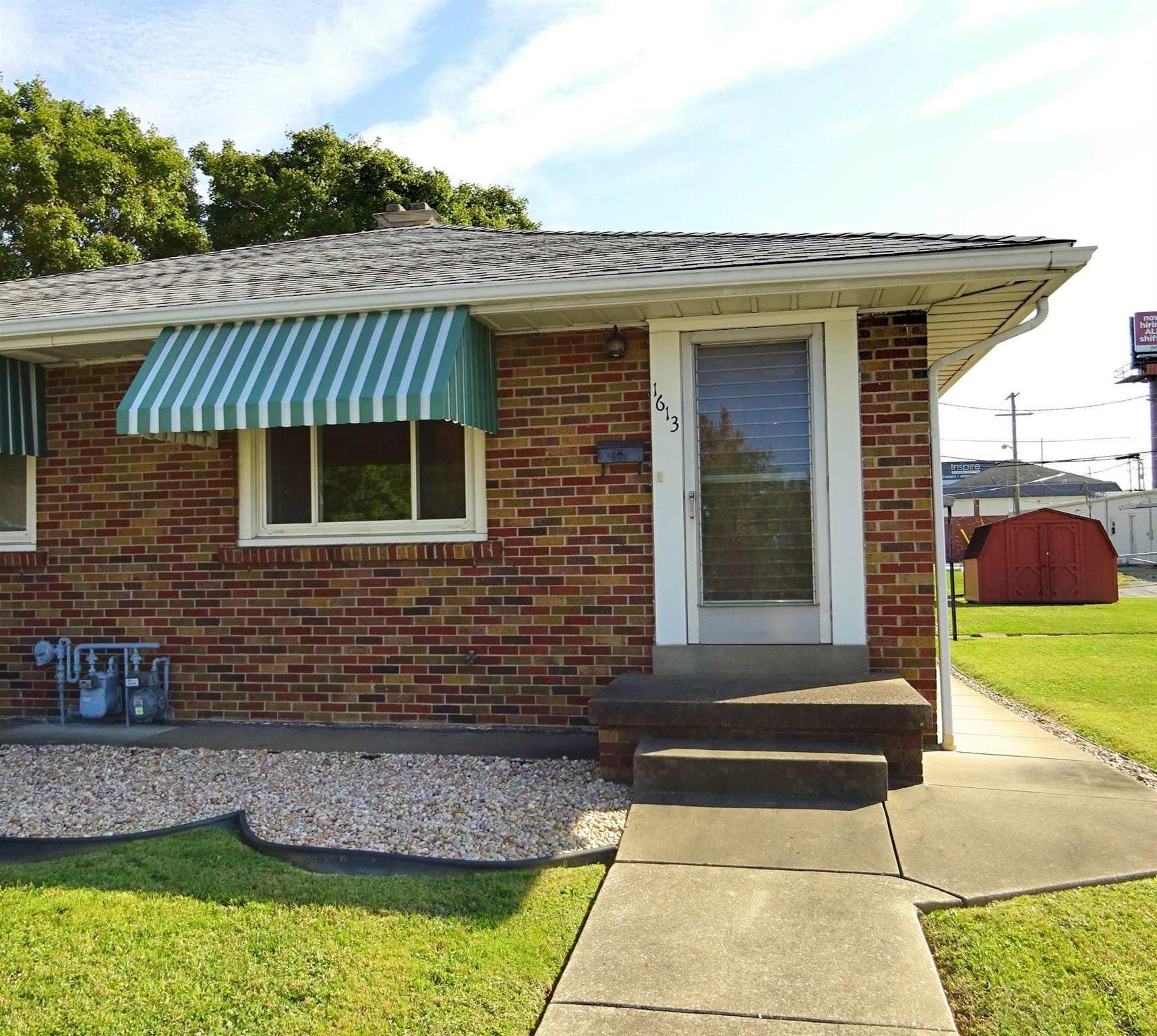 1613 N Weinbach Avenue, Evansville, IN 47711 - #: 202040148