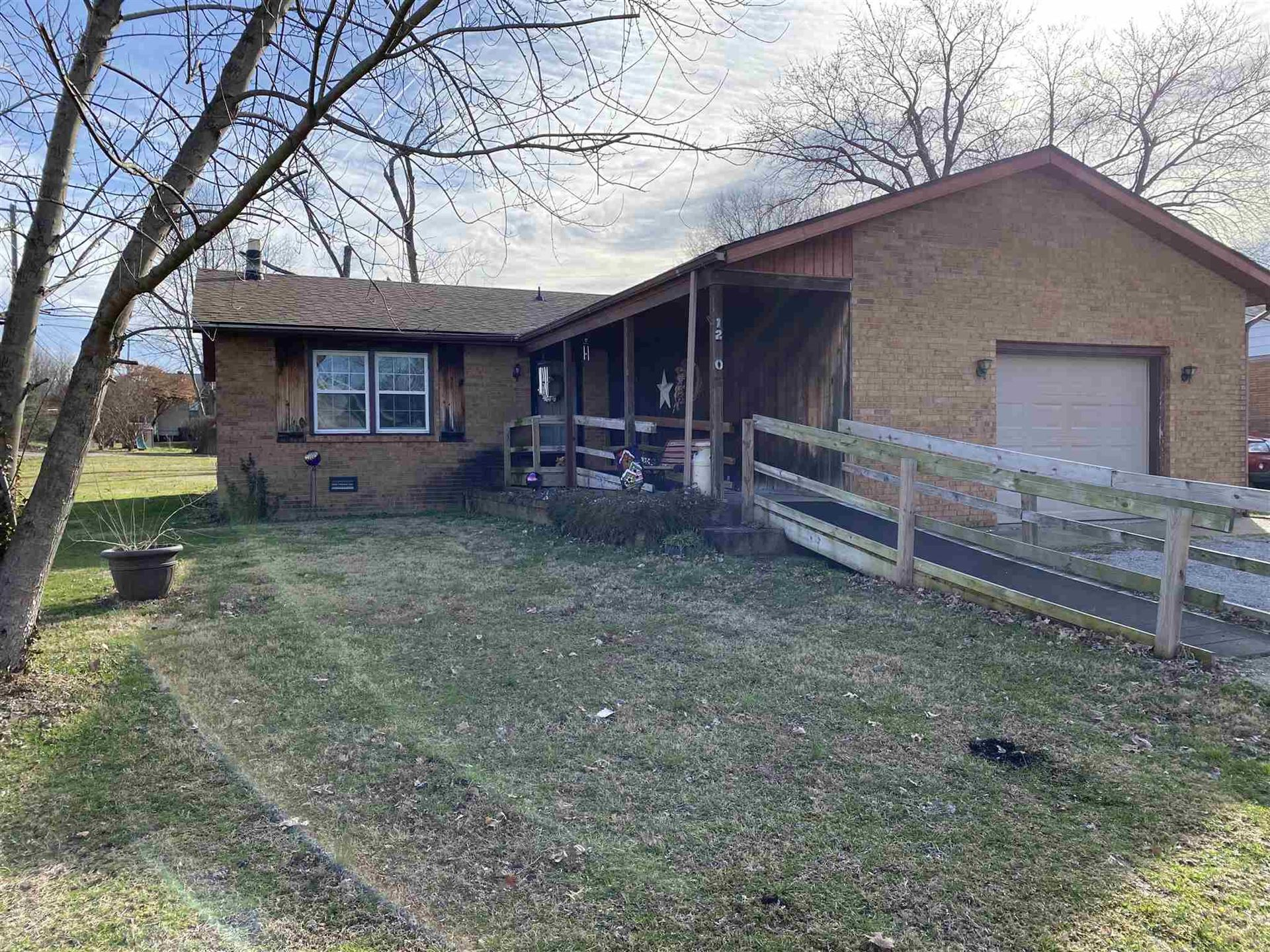1200 S 3rd Street, Boonville, IN 47601 - #: 202004149