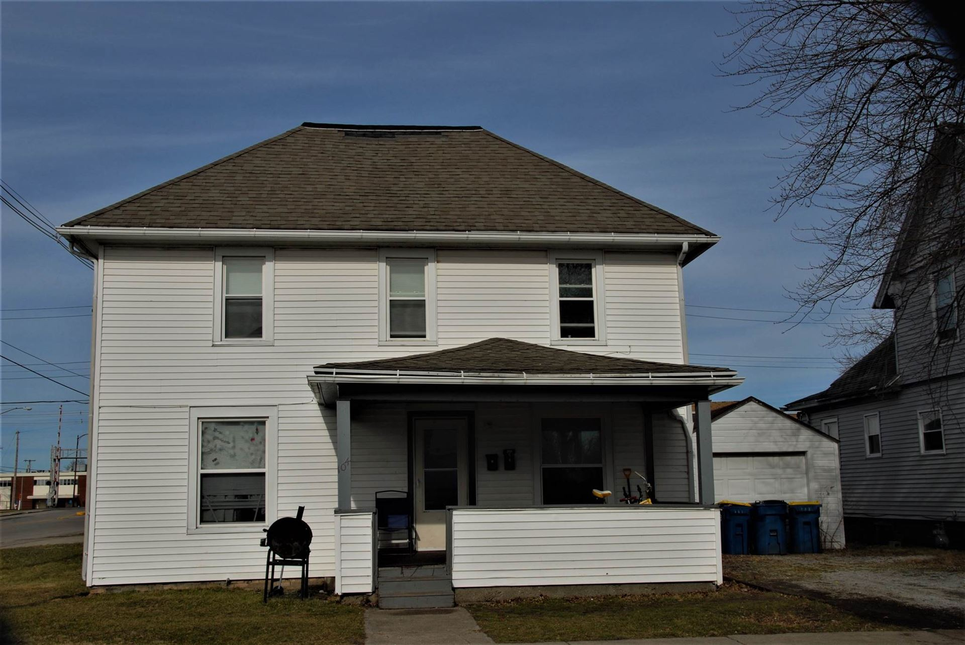 104 E 6th Street #2, Mishawaka, IN 46544 - #: 202005149