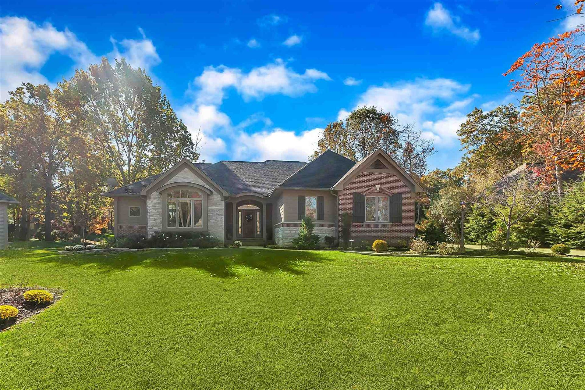 17416 Summer Ridge Drive, Granger, IN 46530 - #: 202100152