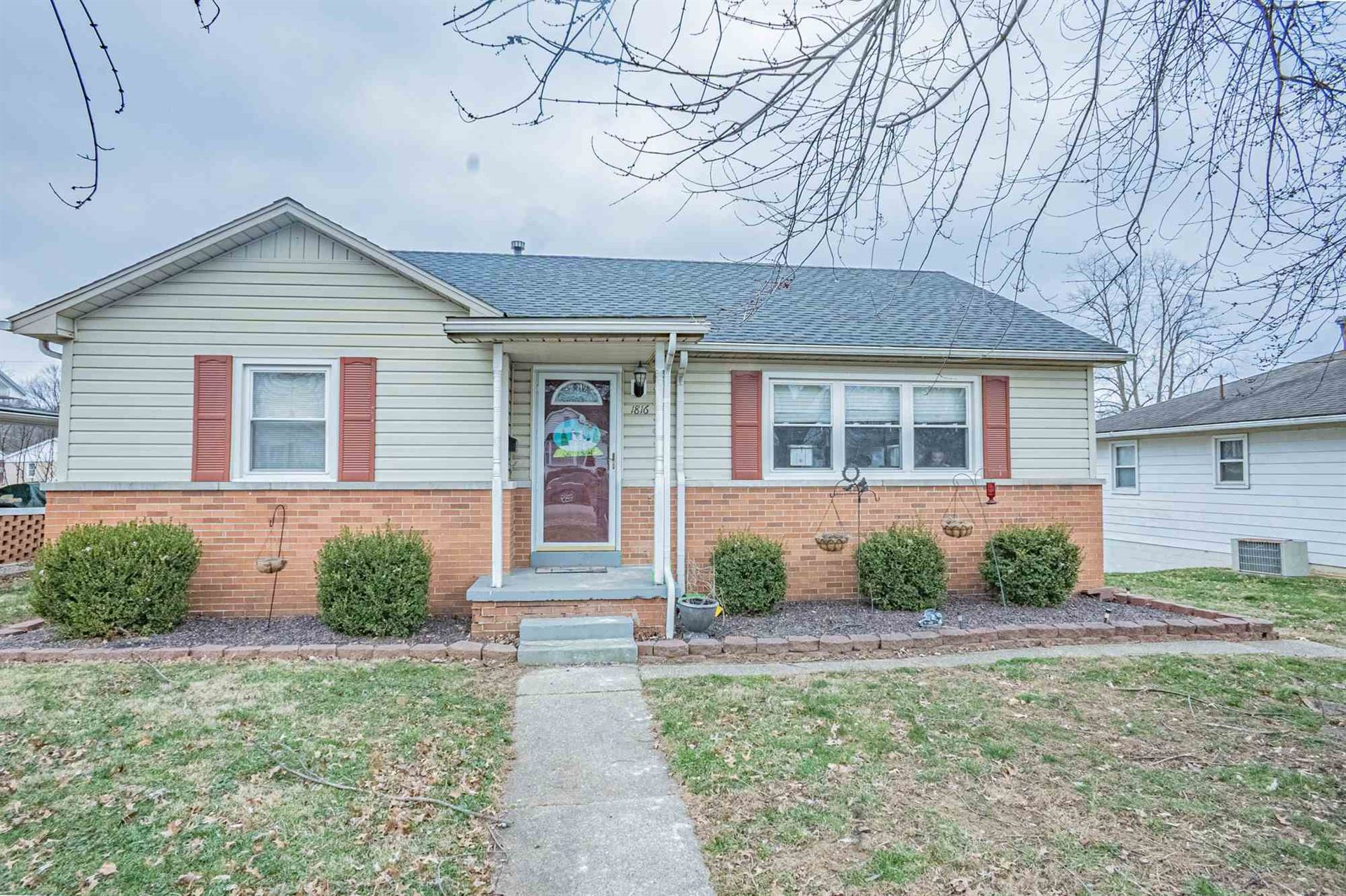 1816 12TH Street, Tell City, IN 47586 - #: 201927153