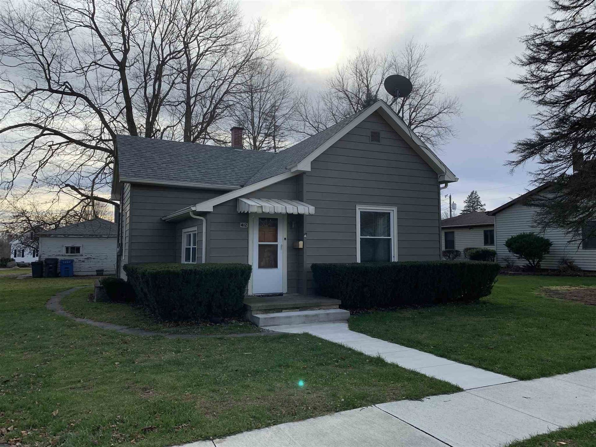 412 E Front Street, South Whitley, IN 46787 - #: 202048154