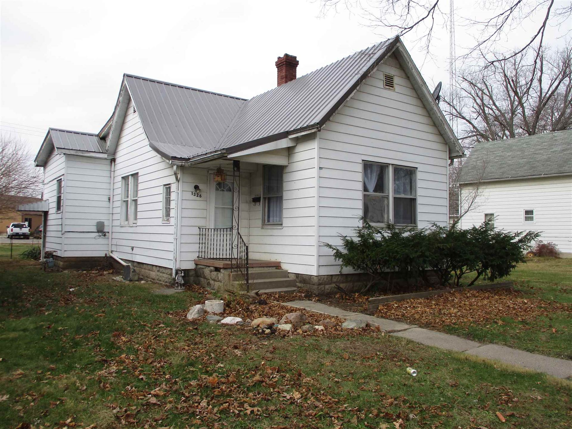 1326 Madison Street, Rochester, IN 46975 - #: 202048155