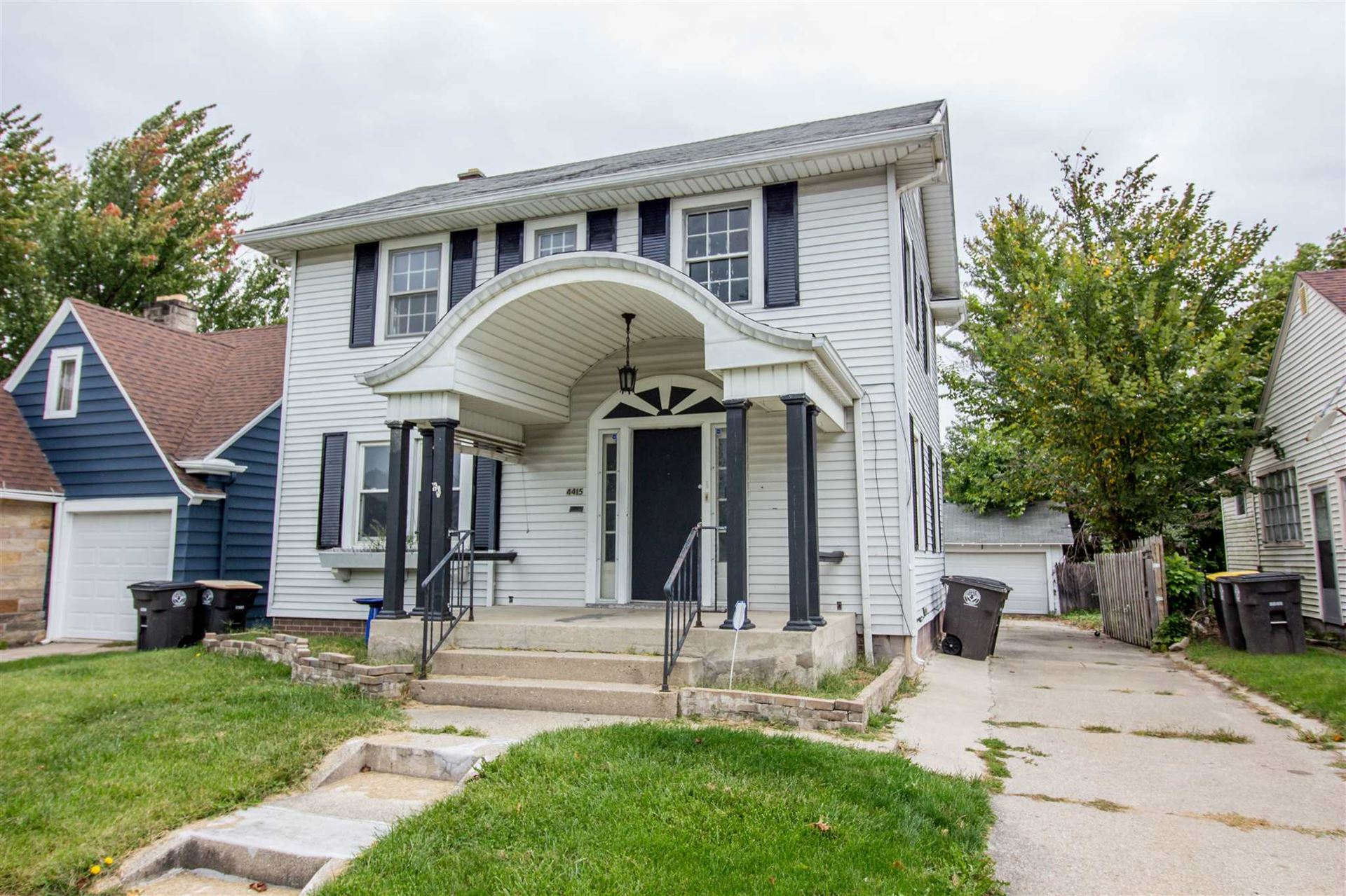 4415 Marquette Drive, Fort Wayne, IN 46806 - #: 202040159