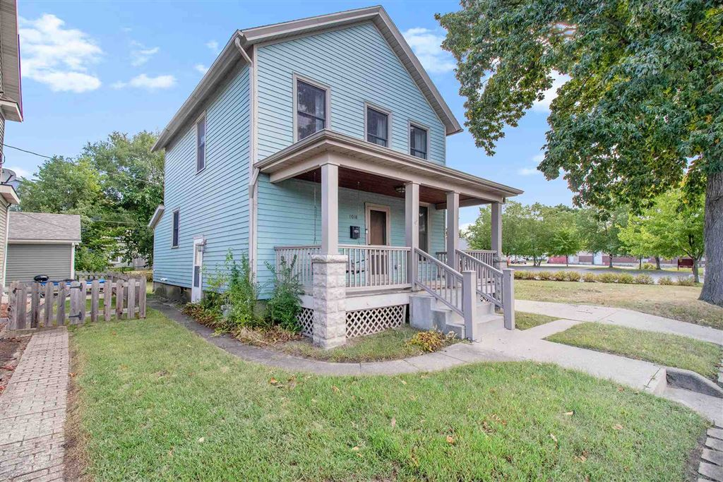 1018 Portage Avenue, South Bend, IN 46616 - #: 201942160