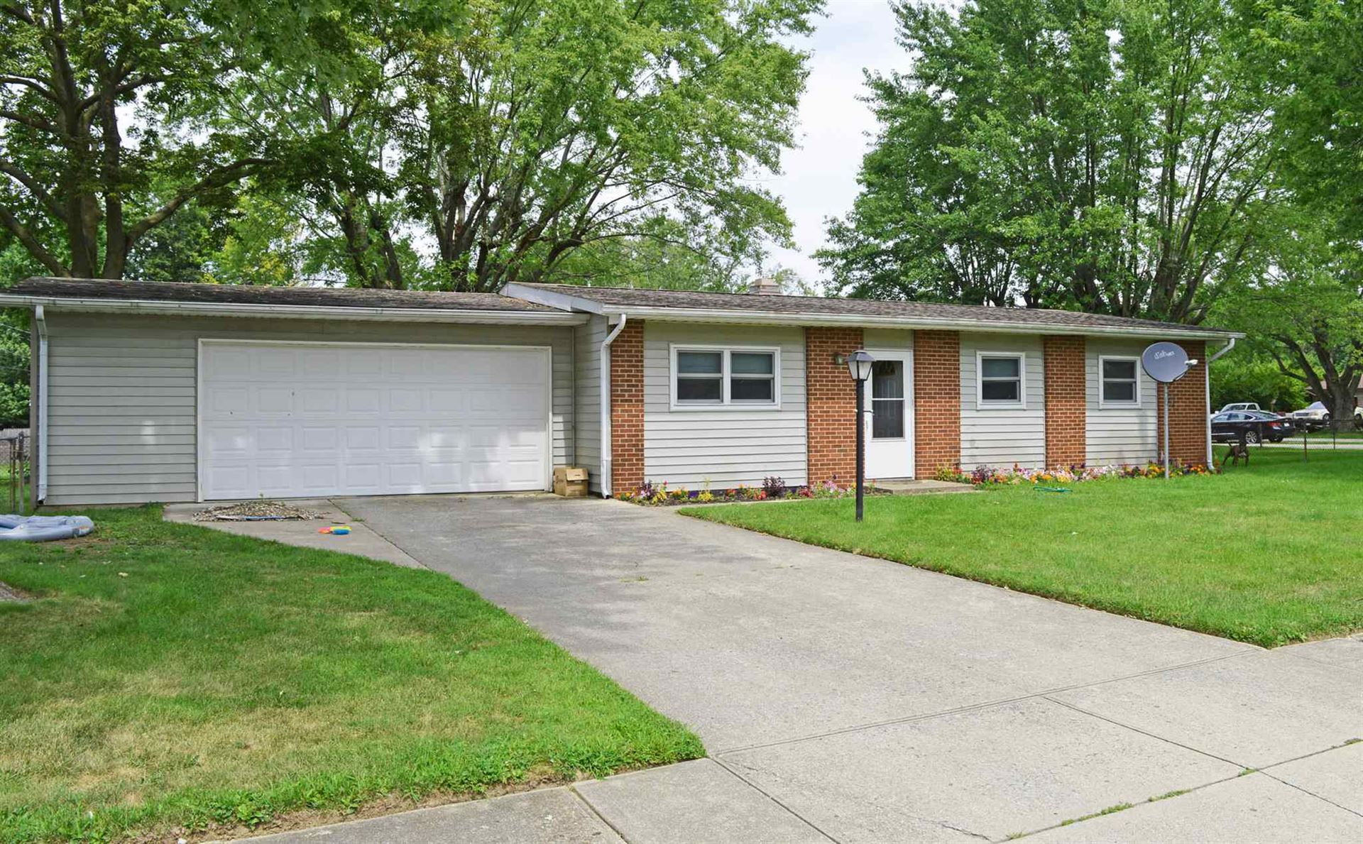743 E Crestview Drive, Marion, IN 46952 - #: 202032160