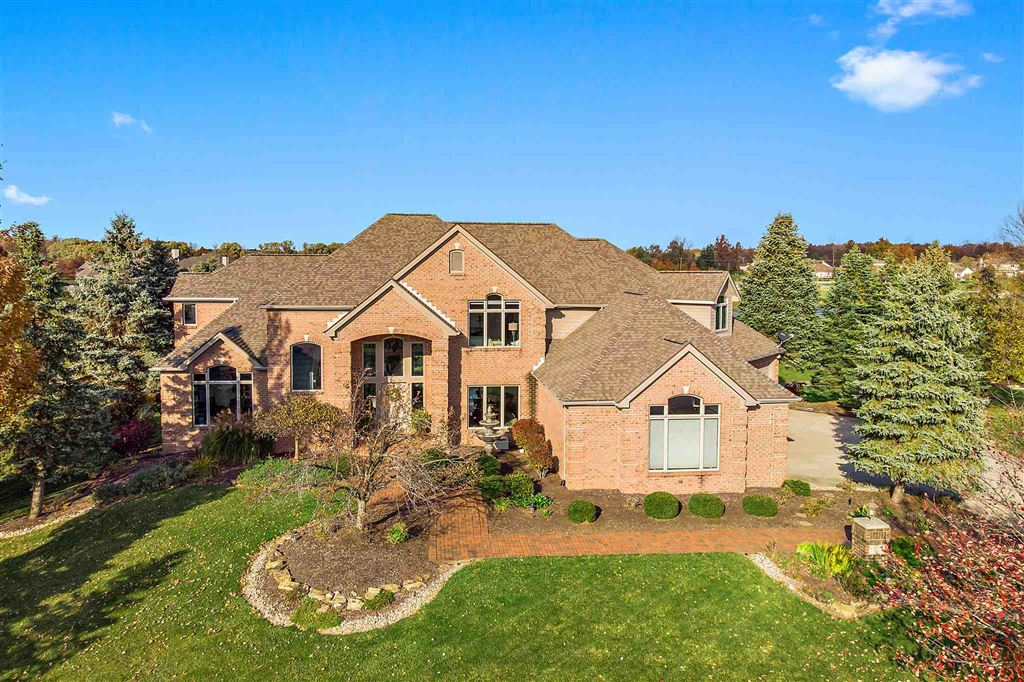 8925 Connemarro Court, Fort Wayne, IN 46835 - #: 201949165