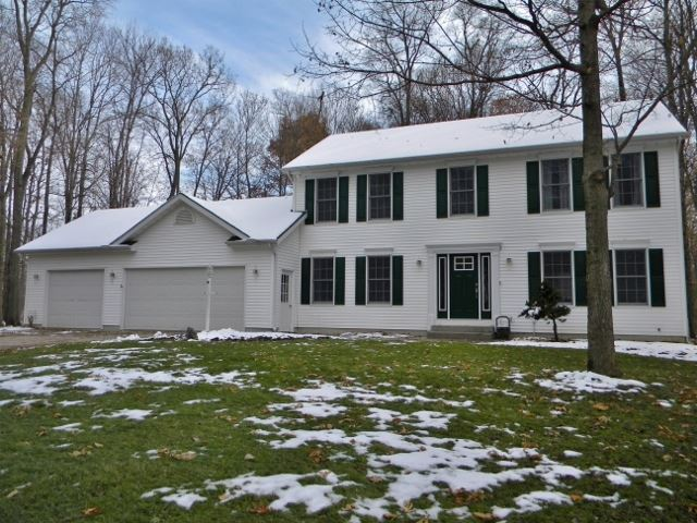 5222 N Dovewood Trail, Warsaw, IN 46582 - #: 201950172