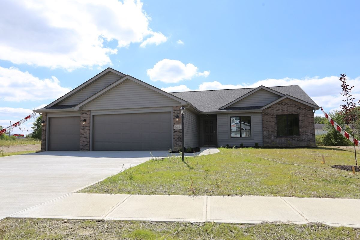 659 N Long Ridge Road, Columbia City, IN 46725 - #: 202005172