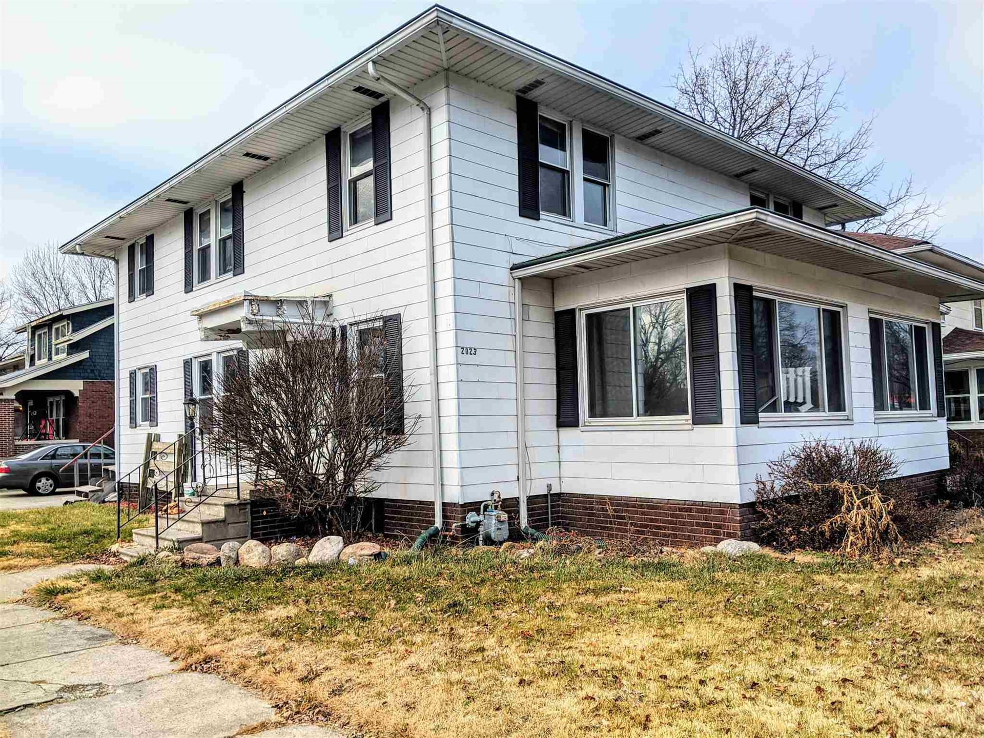 2023 miami Street, South Bend, IN 46613 - #: 202001174