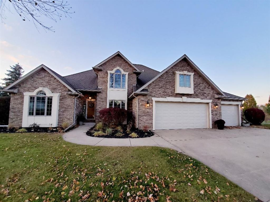 12332 Diamond Court, Plymouth, IN 46563 - #: 201949175