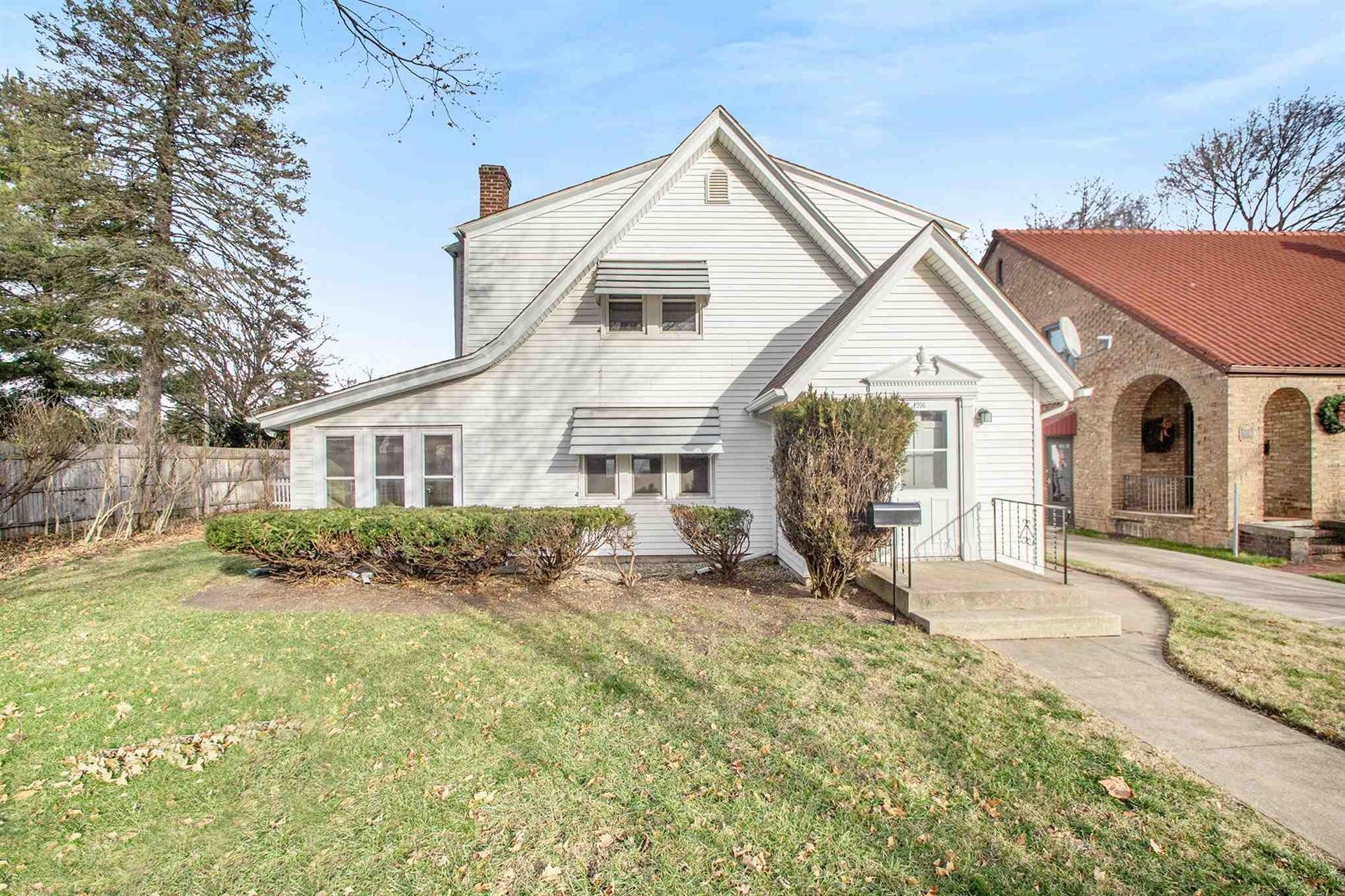 1916 Portage Avenue, South Bend, IN 46616 - #: 201952183