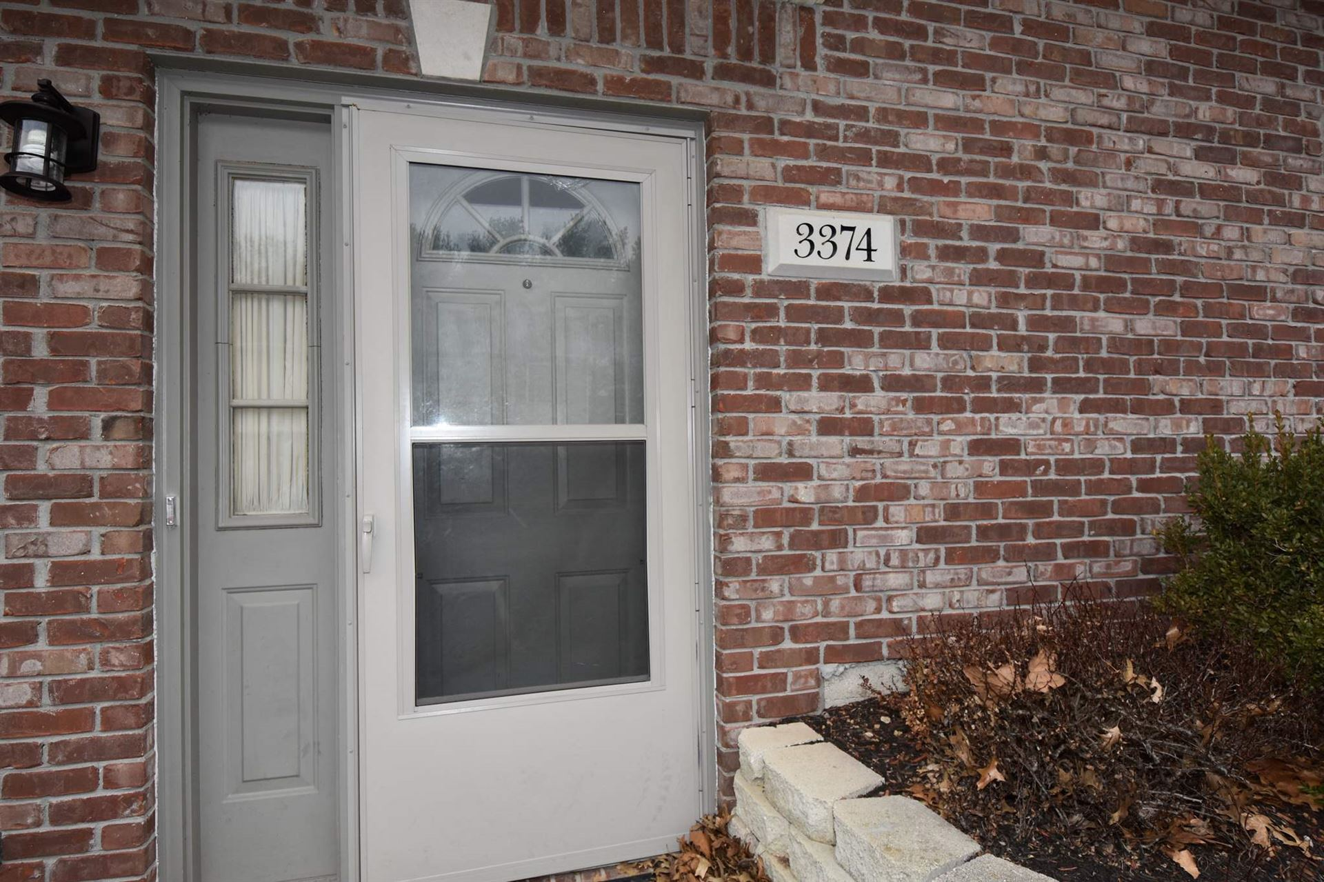 3374 S Oaklawn Circle, Bloomington, IN 47401 - #: 202002184
