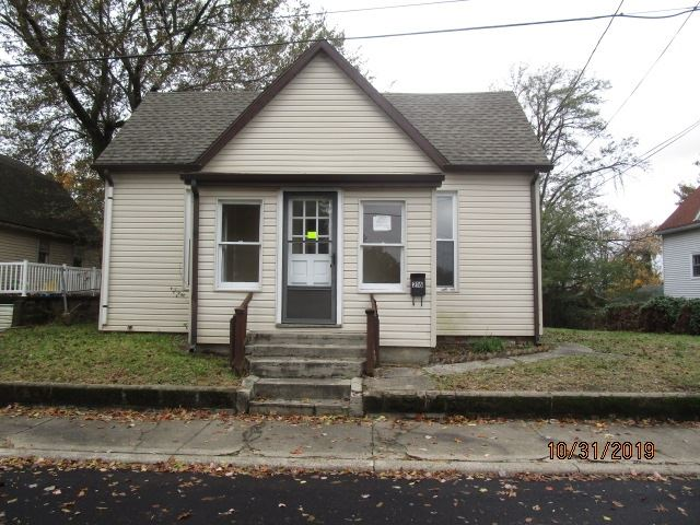216 N 5th Street, Boonville, IN 47601 - #: 201948190