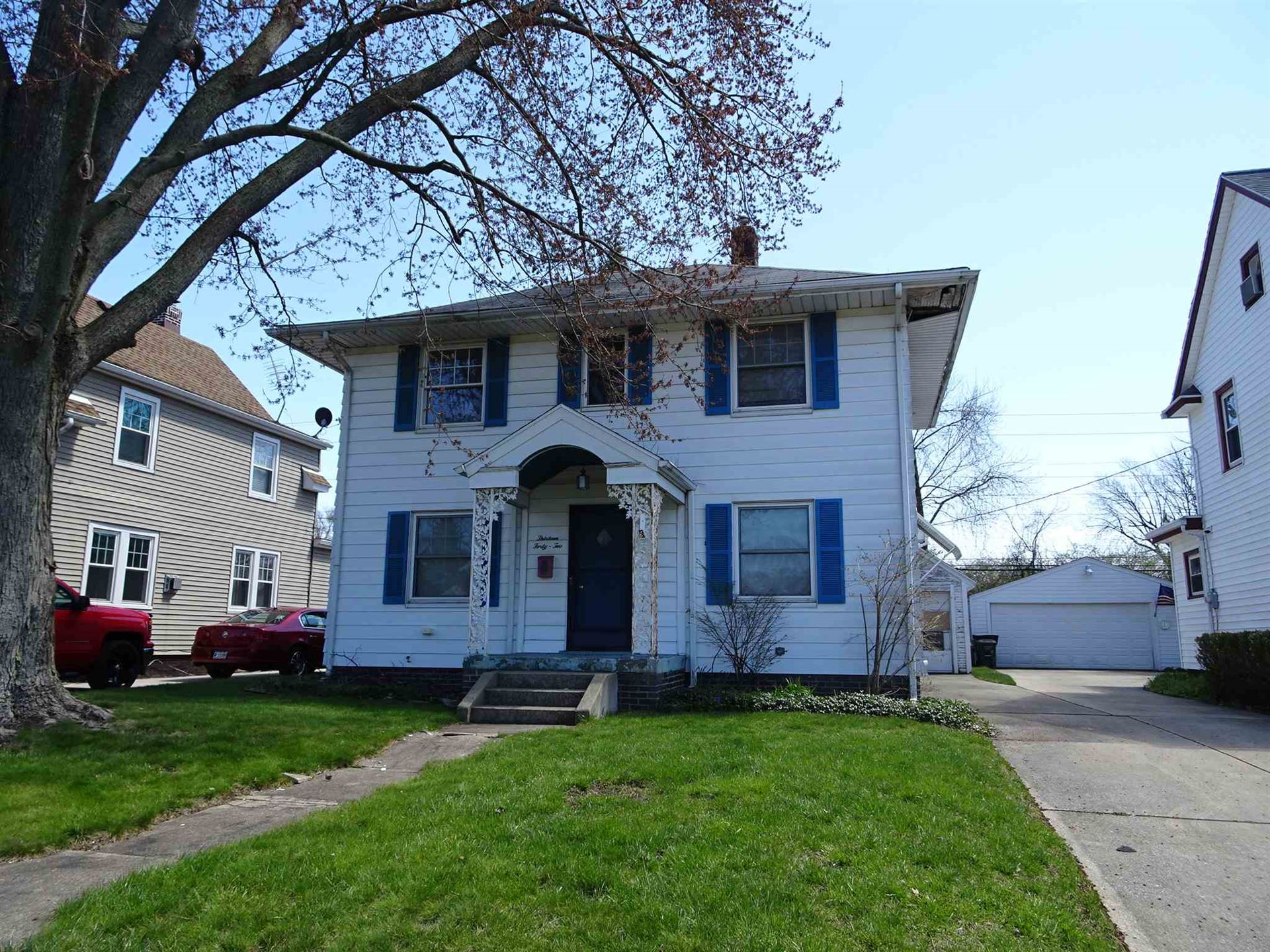 1342 Longfellow Avenue, South Bend, IN 46615 - #: 202014190
