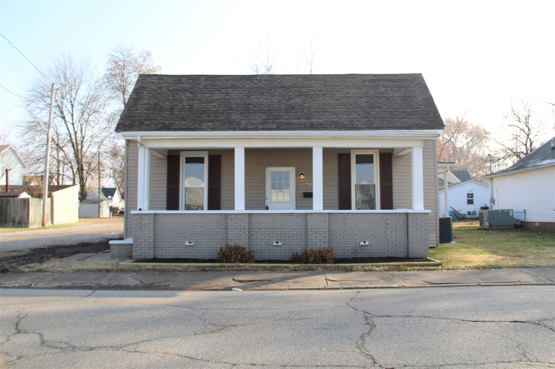 614 S Third Street, Boonville, IN 47601 - #: 201950194