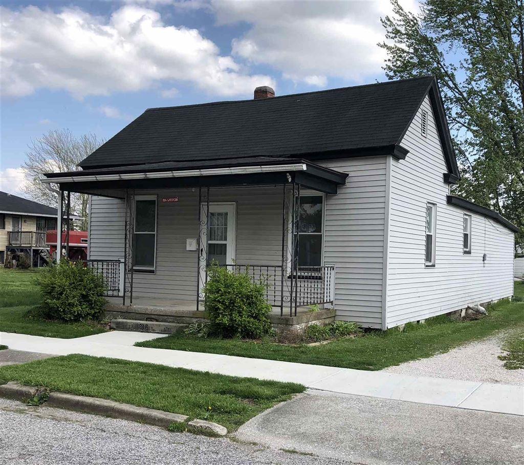 816 W Oak Street, Mitchell, IN 47446 - #: 201916195