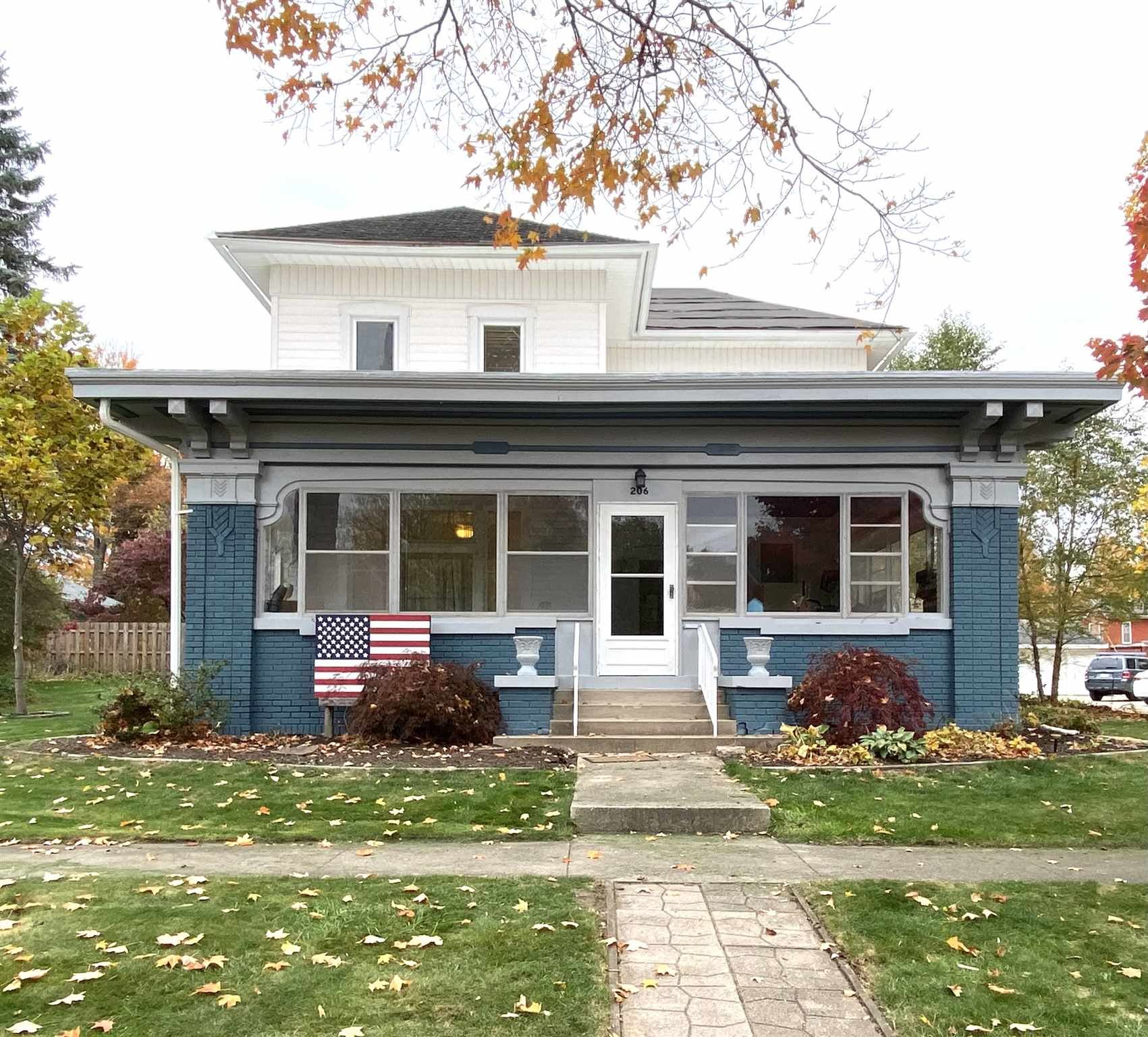 206 W 2nd Street, North Manchester, IN 46962 - #: 202043195