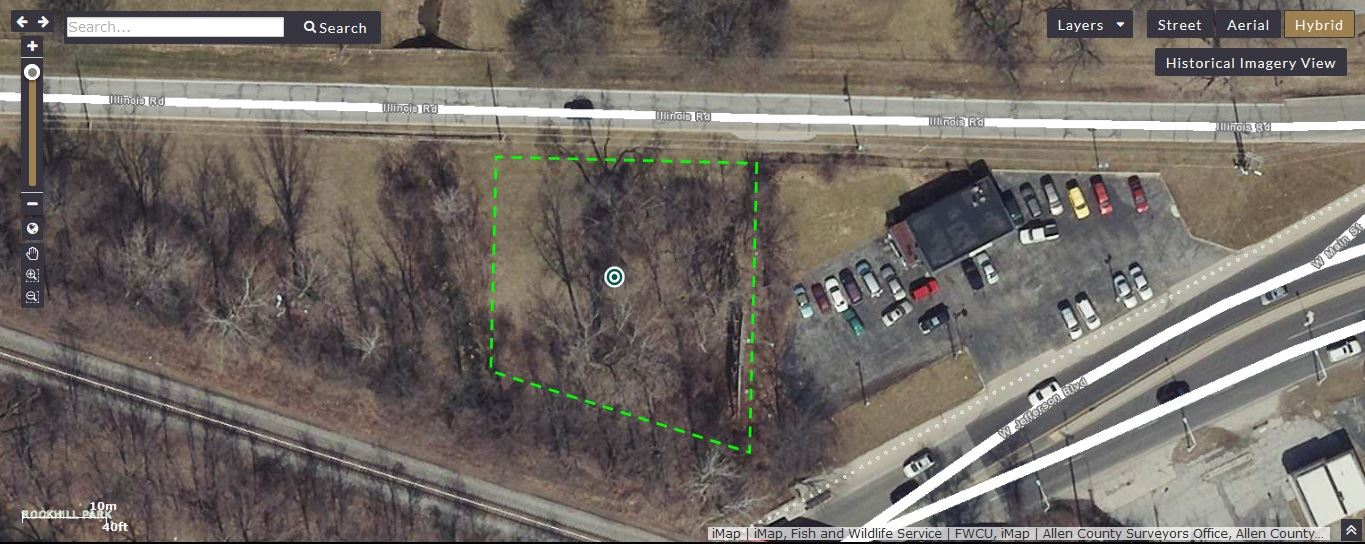 TBD Illinois Road, Fort Wayne, IN 46802 - #: 202044196