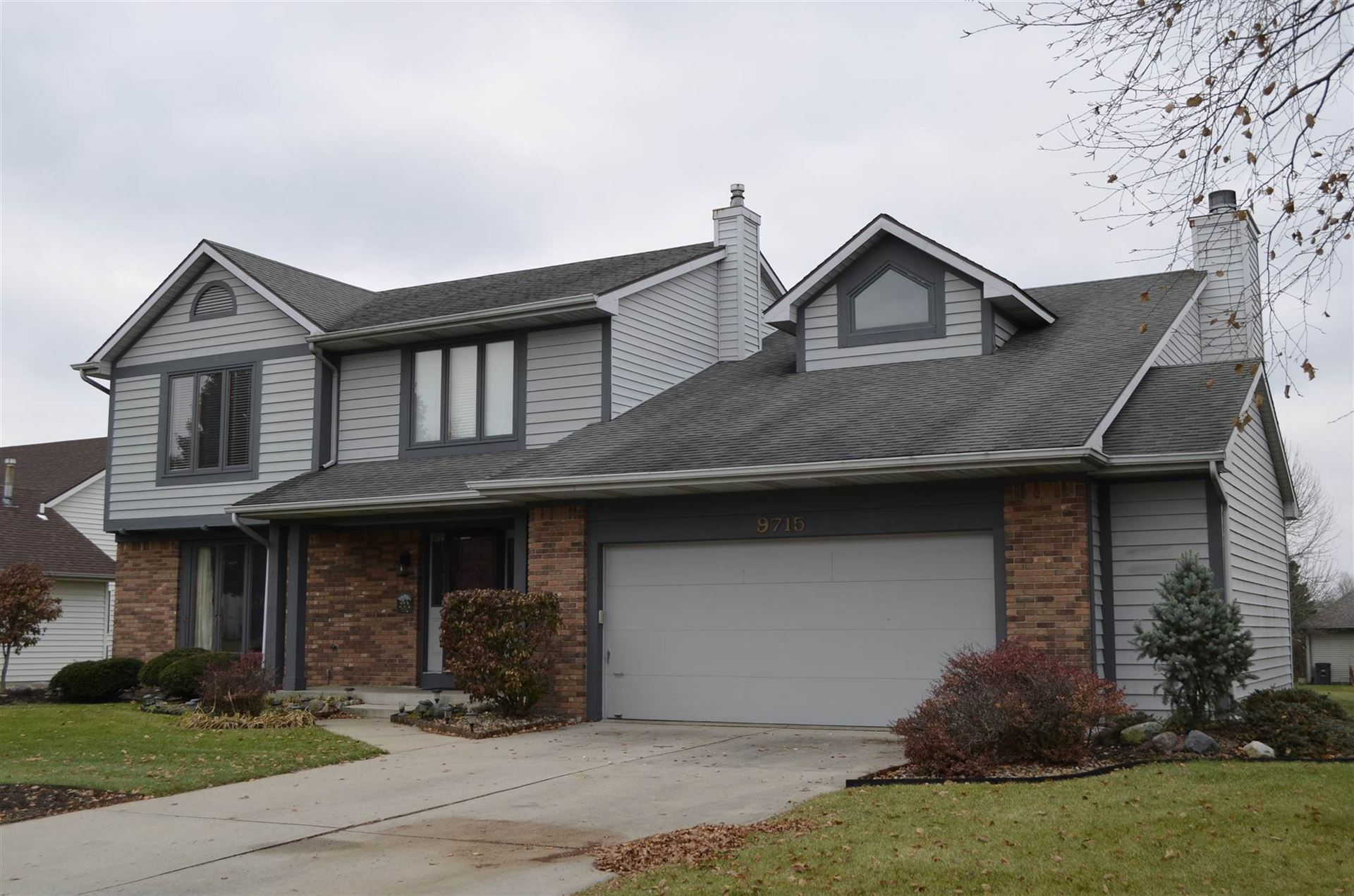 9715 Blue Mound Drive, Fort Wayne, IN 46804 - #: 201950198