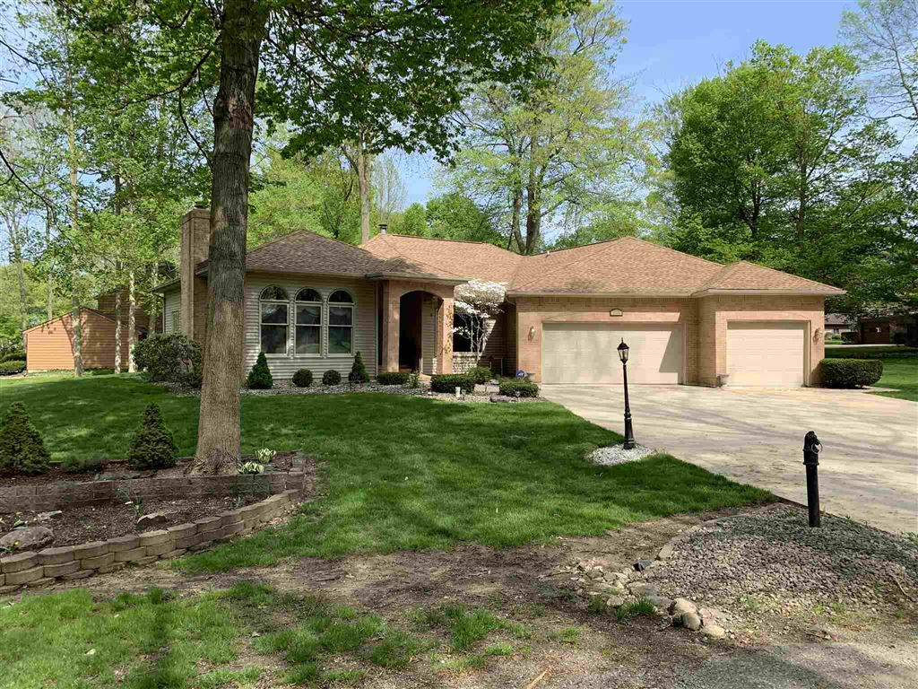 11210 Forest Drive, Plymouth, IN 46563 - #: 201919199