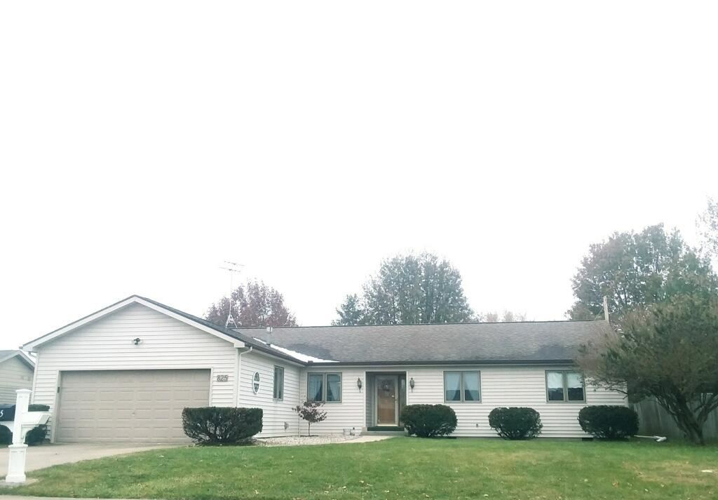 825 W Manor Drive, Marion, IN 46952 - #: 201950200