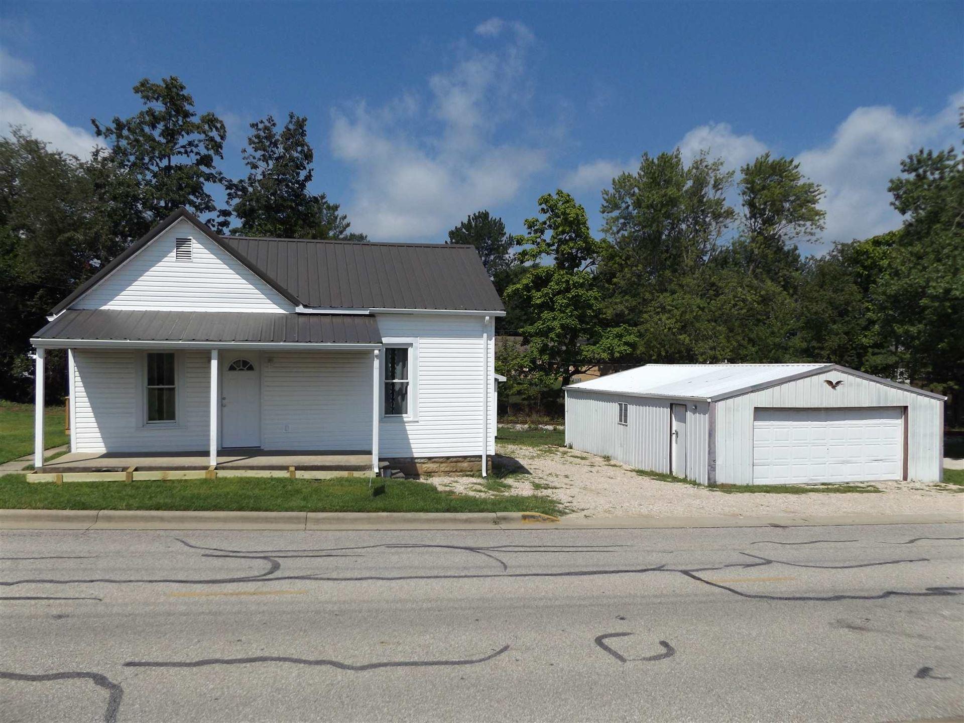 1306 N Van Buren Street, Huntingburg, IN 47542 - #: 202030200