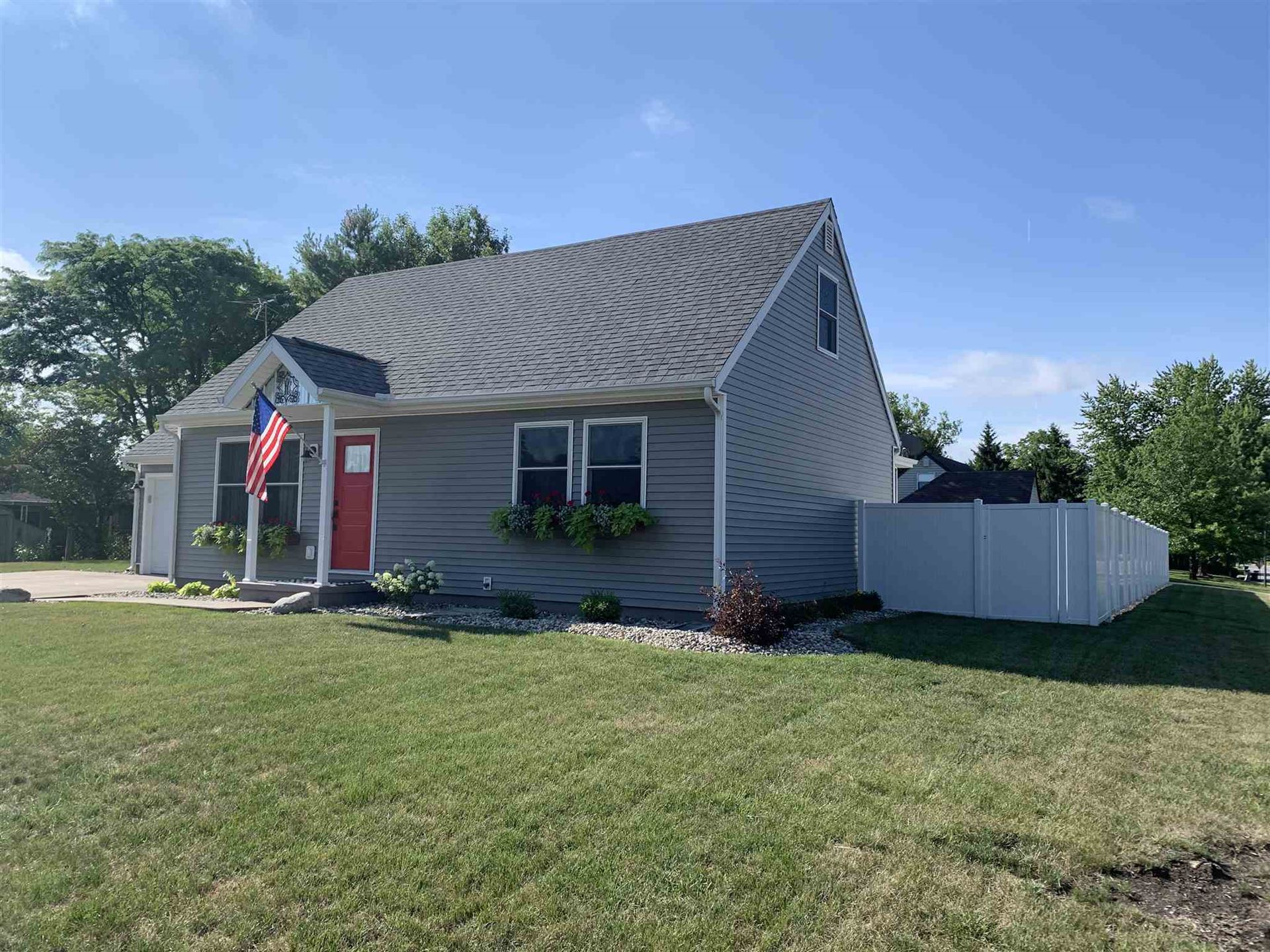 411 W Columbia Parkway, Columbia City, IN 46725 - #: 202030203