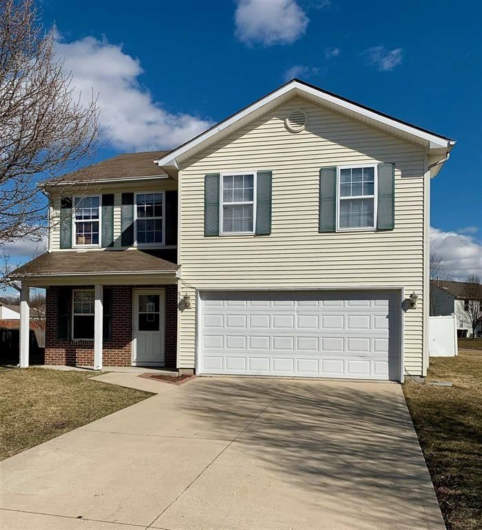9535 Golden Oak Drive, Fort Wayne, IN 46835 - #: 202047204