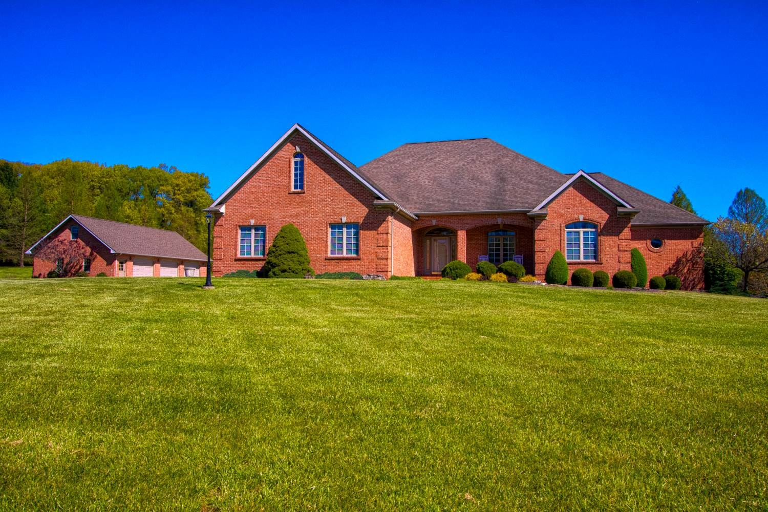 13610 Brownwood Lane, Evansville, IN 47725 - #: 201943208