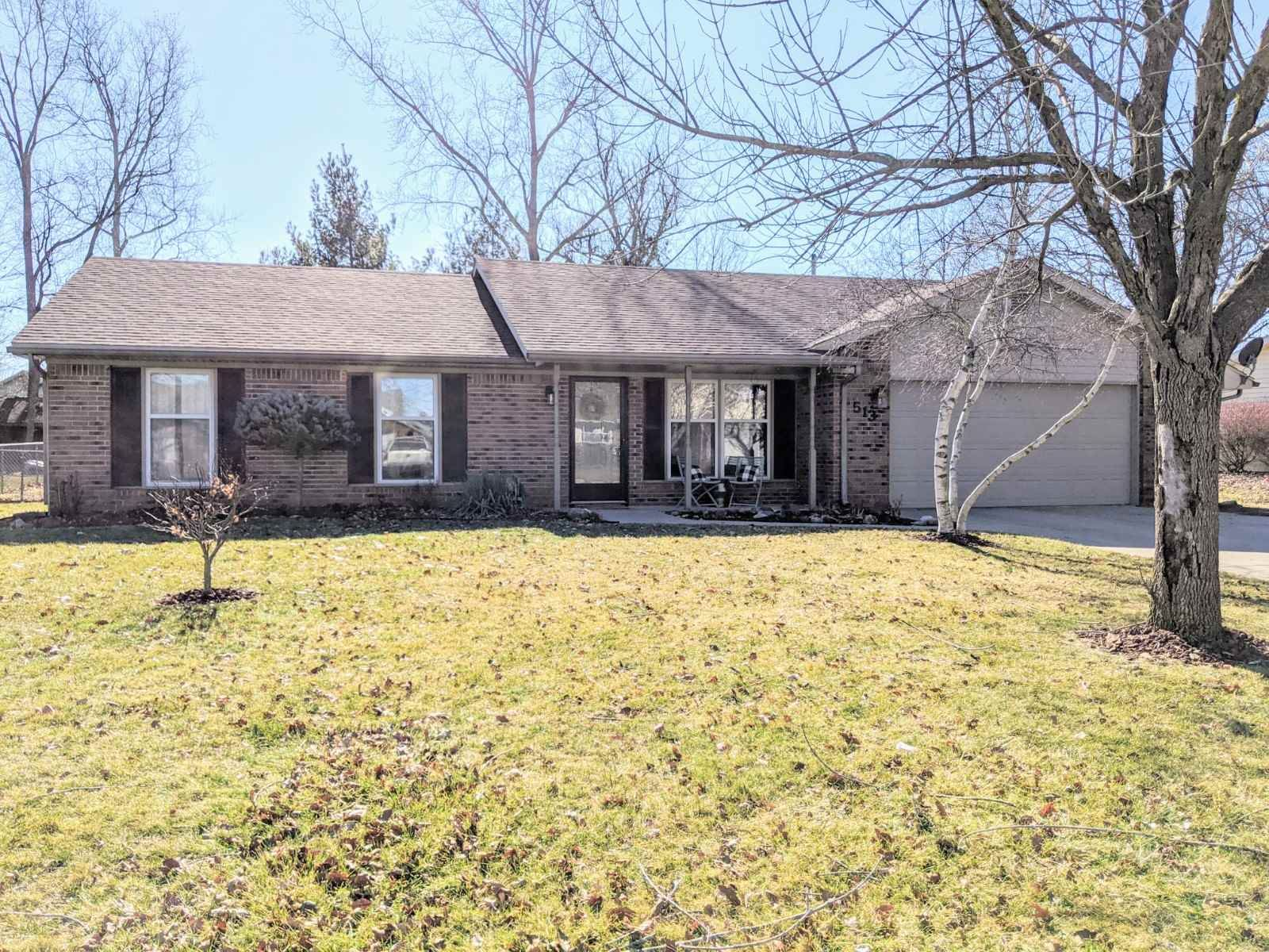 513 Greenwood Trail, Ossian, IN 46777 - #: 202006209