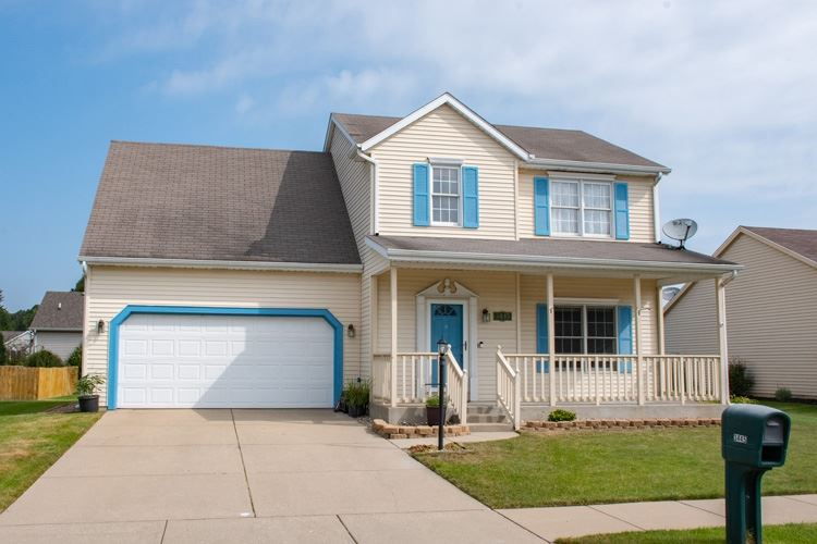 3445 Sand Wood Drive, South Bend, IN 46628 - #: 202034209