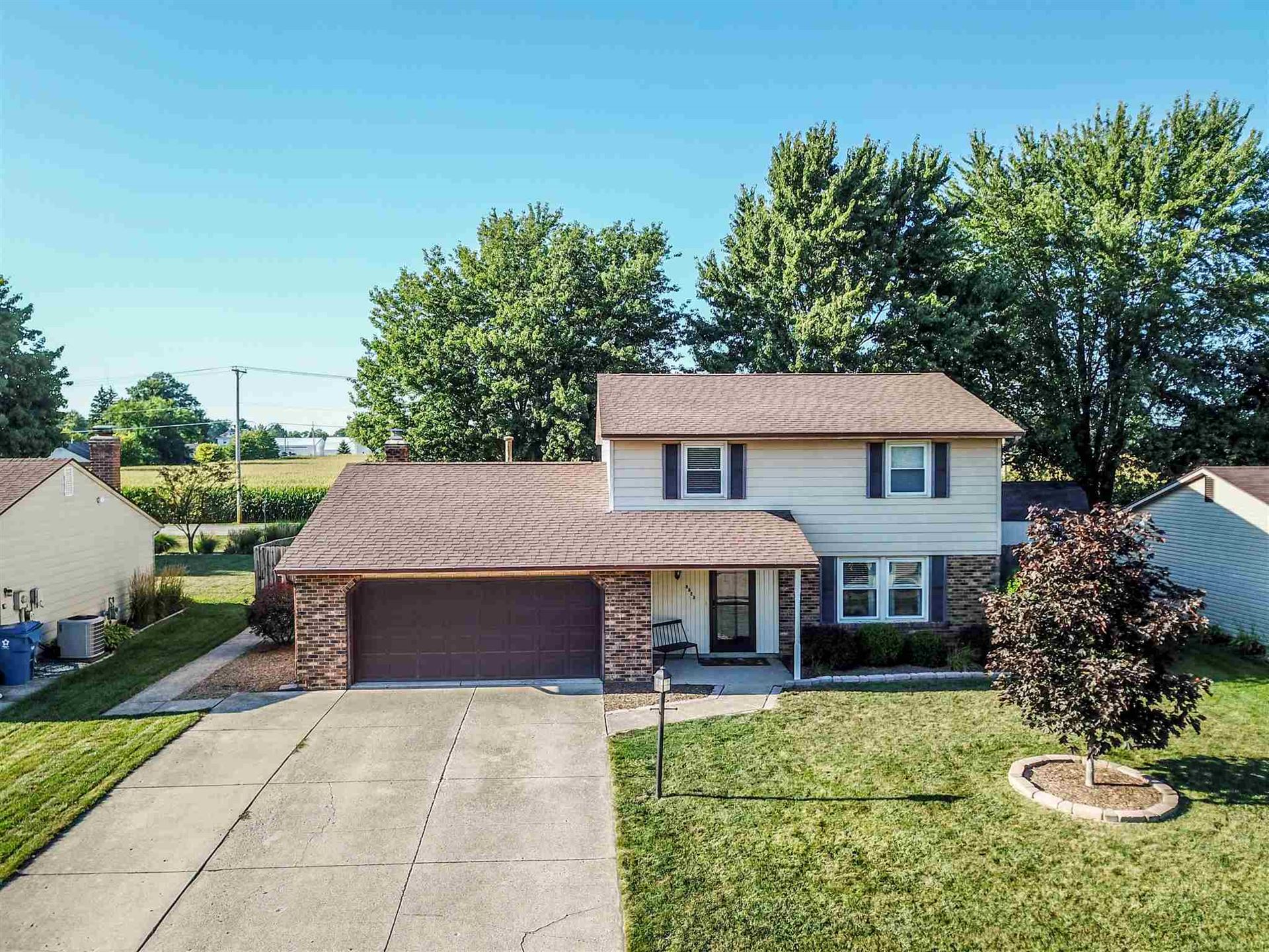 8523 Edge Rose Drive, New Haven, IN 46774 - #: 202032212