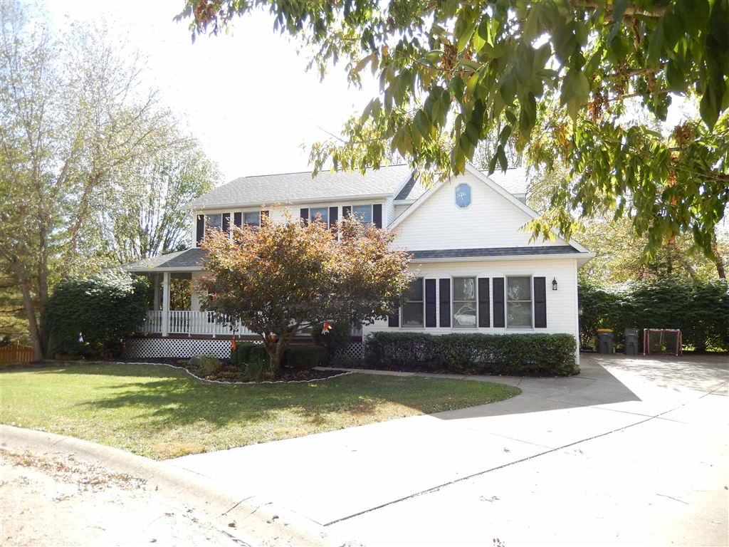 3300 E Mulberry Drive, Bloomington, IN 47401 - #: 201946217