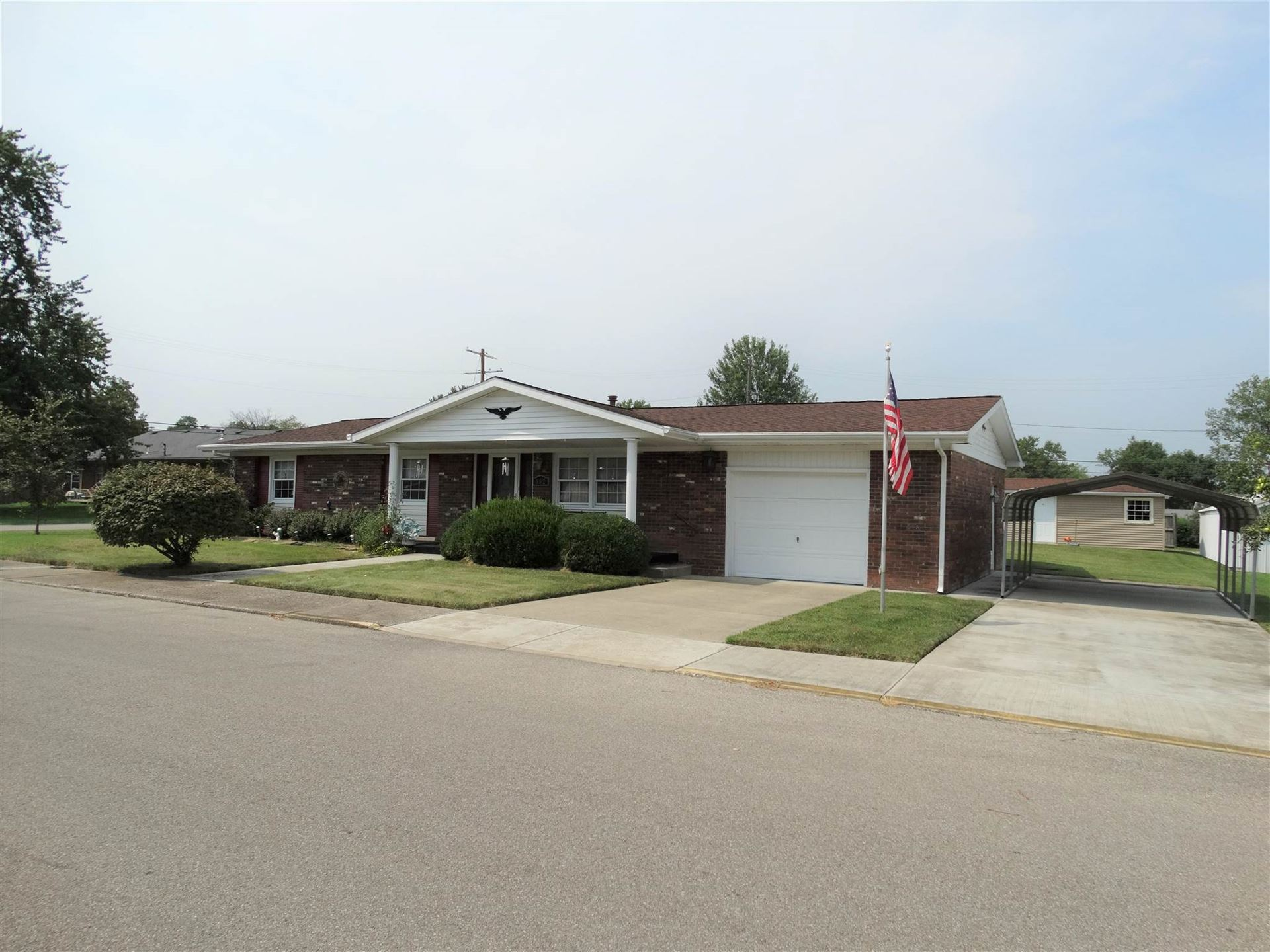 802 E Columbia Street, Boonville, IN 47601 - MLS#: 202134218