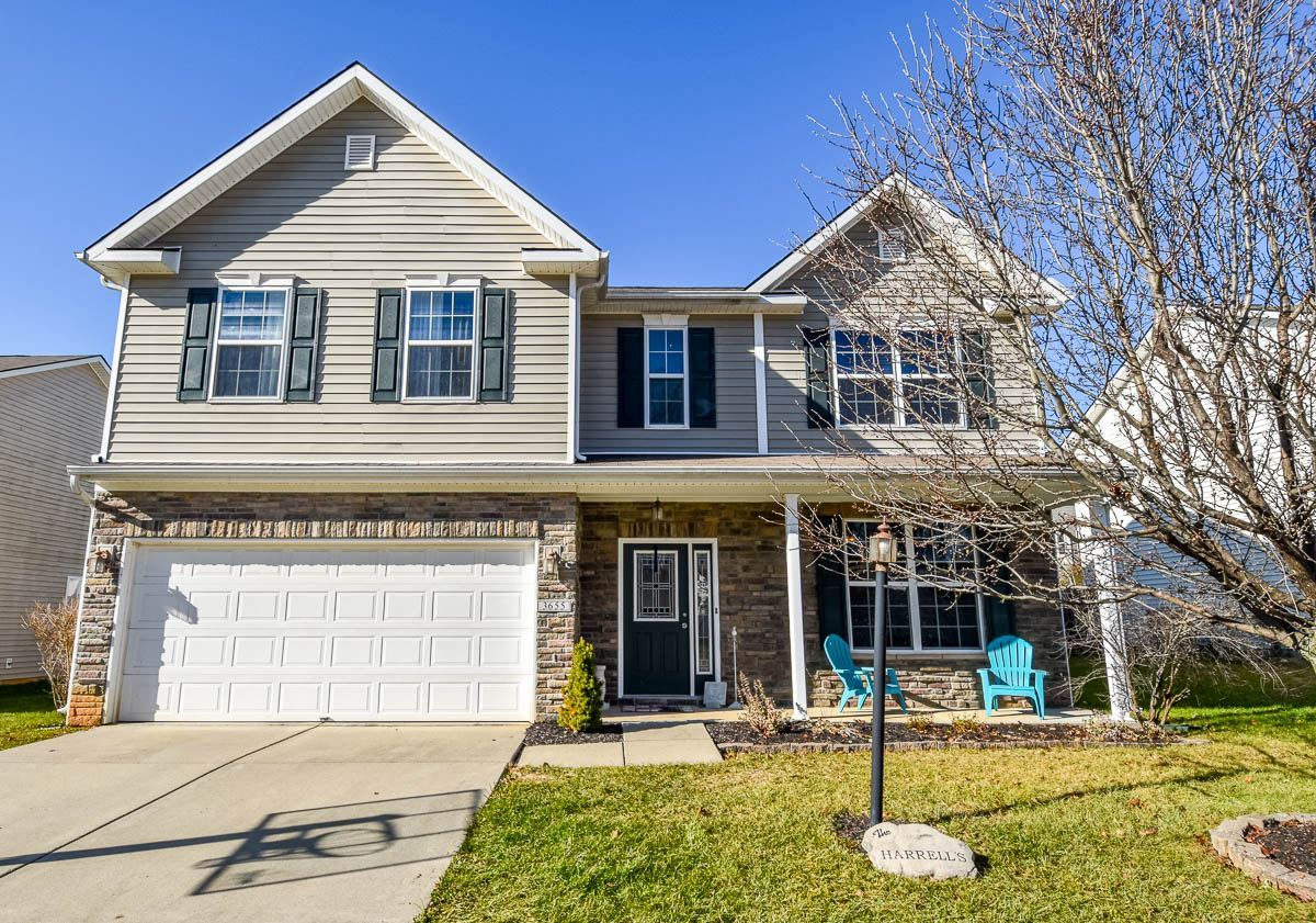 3655 S Glasgow Circle, Bloomington, IN 47403 - #: 201952221