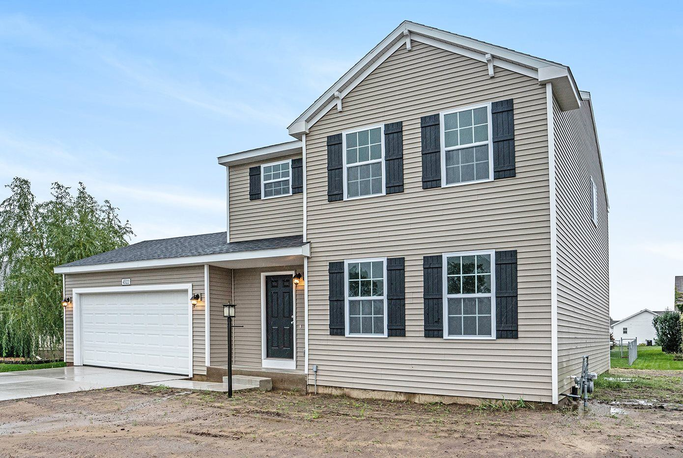 4522 Ashard Drive, South Bend, IN 46628 - #: 201953223