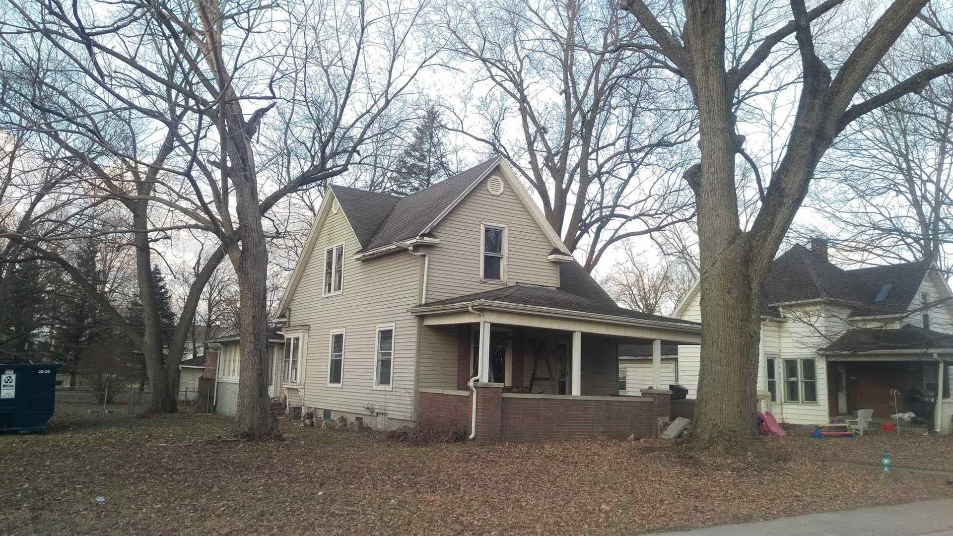 313 E Jackson Street, Columbia City, IN 46725 - #: 202001224