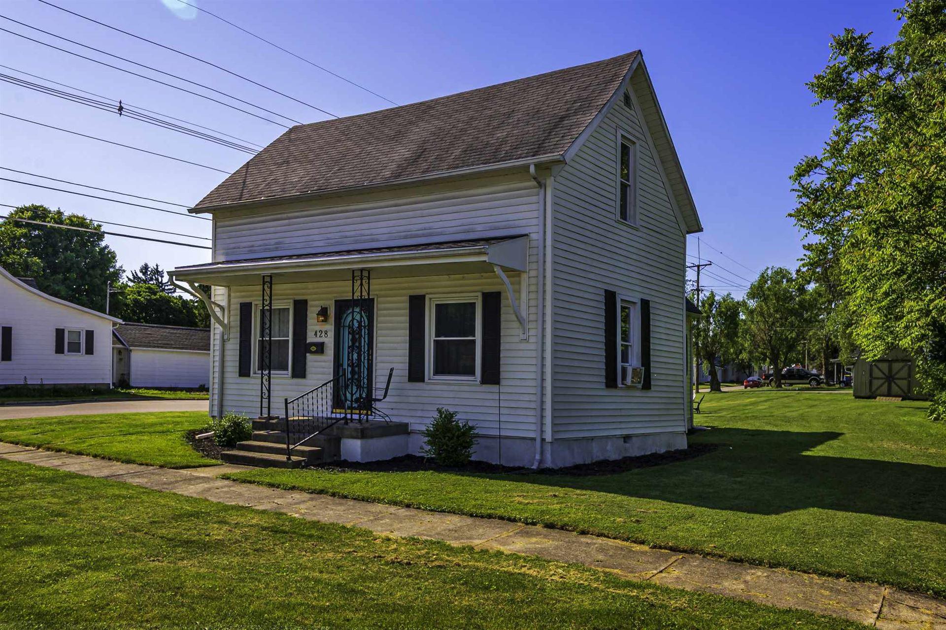 428 E Silver Street, Bluffton, IN 46714 - #: 202022224