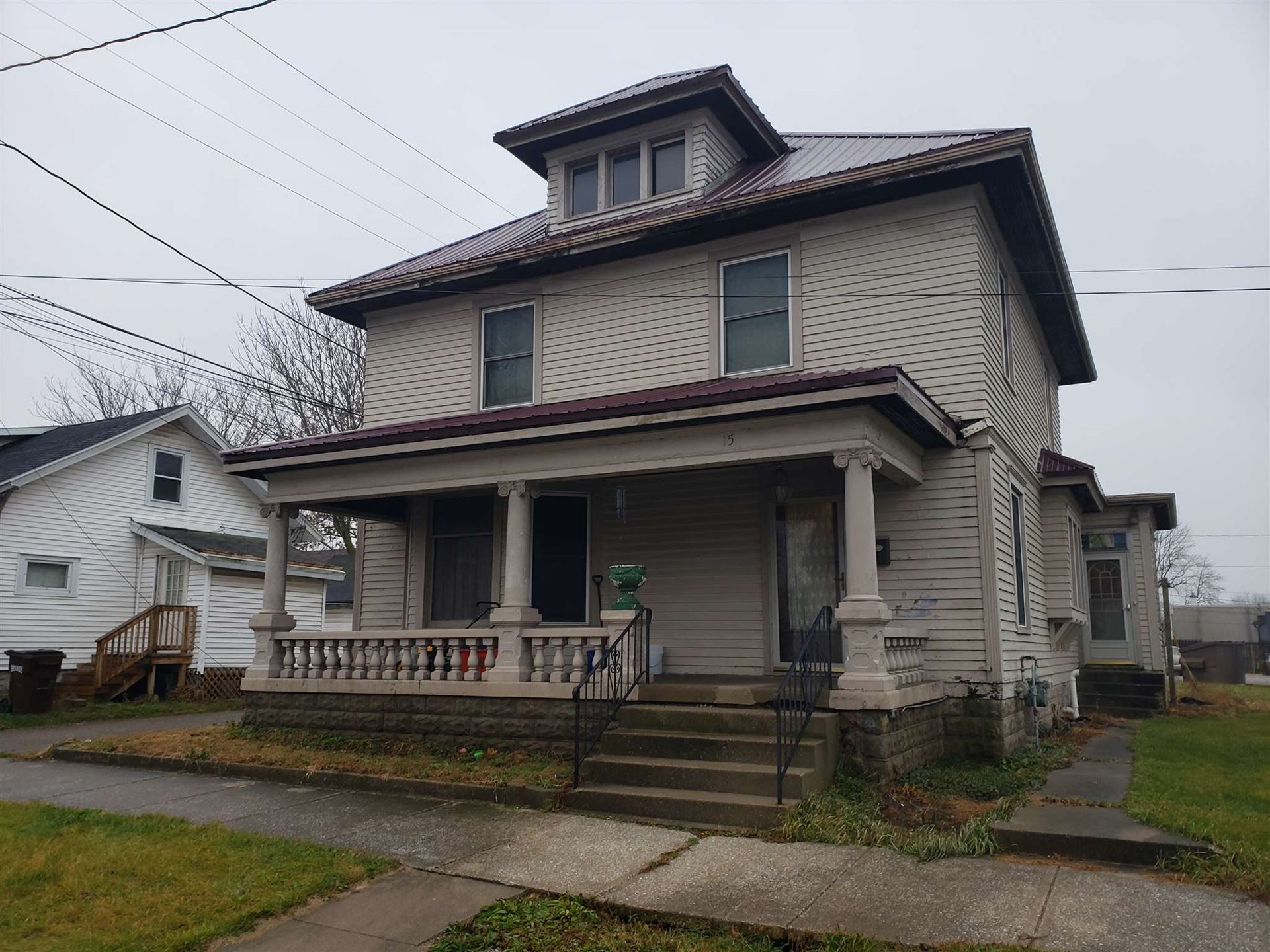 15 E Colfax Street, Logansport, IN 46947 - #: 201952225