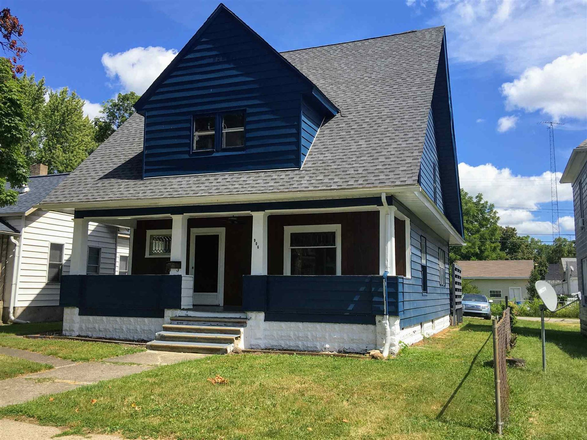 906 N Michigan Street, Plymouth, IN 46563 - #: 202035229