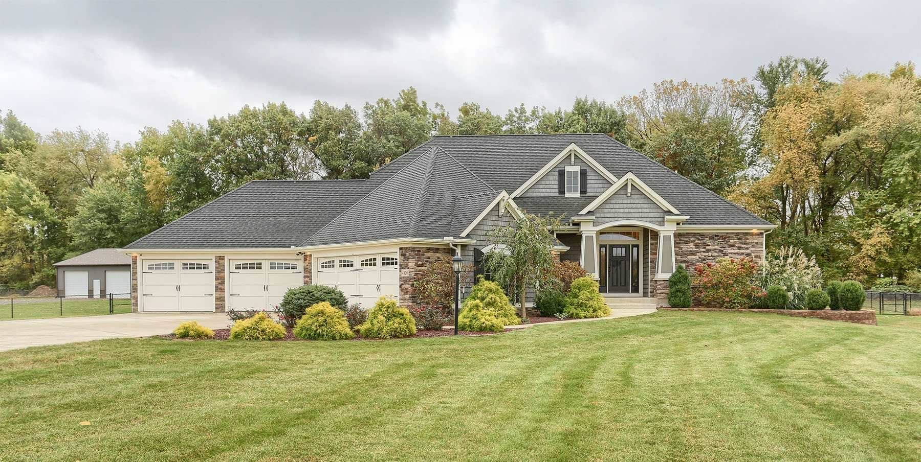 4120 E Lakeview Trail, Leesburg, IN 46538 - #: 202001230