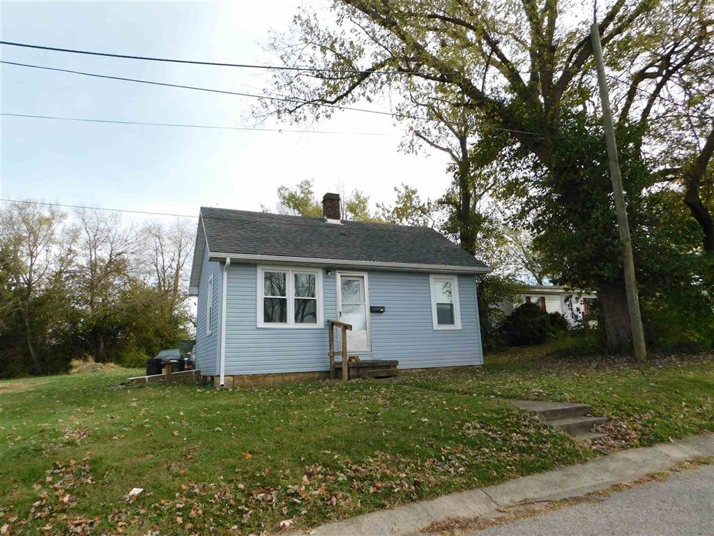 509 N Berkey Street, Salem, IN 47167 - #: 201949236