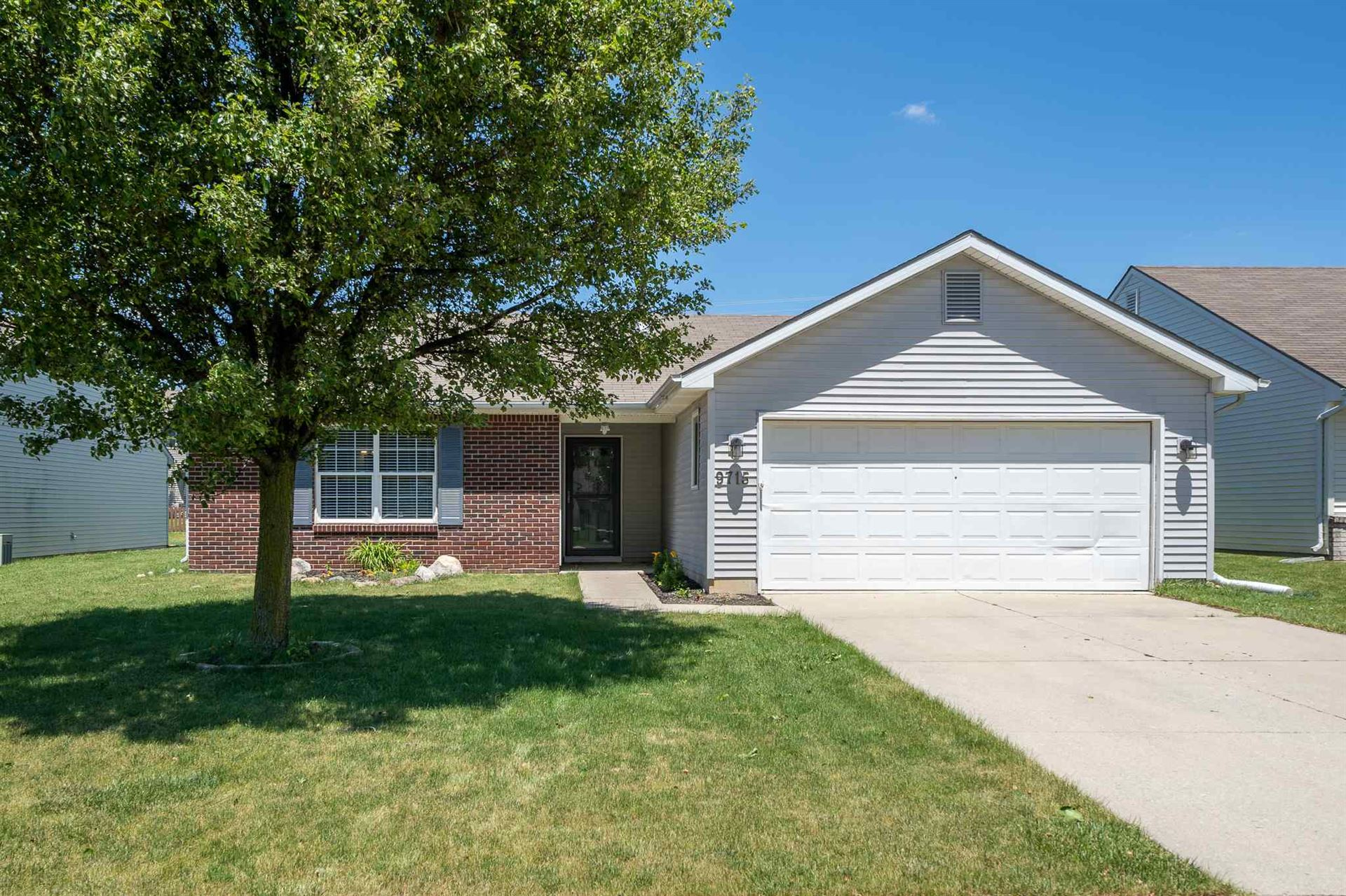 9715 Hidden Village Place, Fort Wayne, IN 46835 - #: 202022236