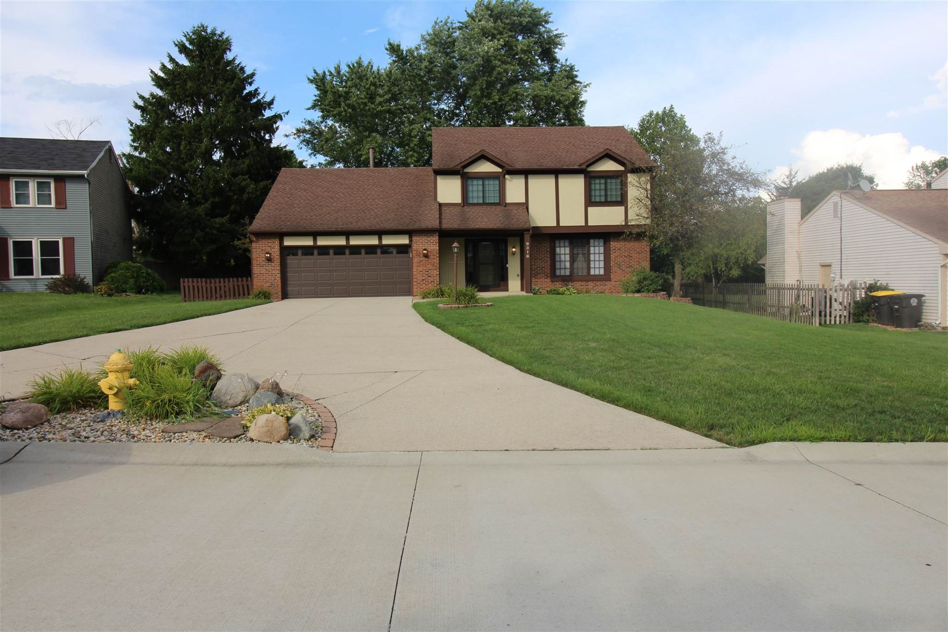9316 Soaring Hill Place, Fort Wayne, IN 46804 - #: 202030236