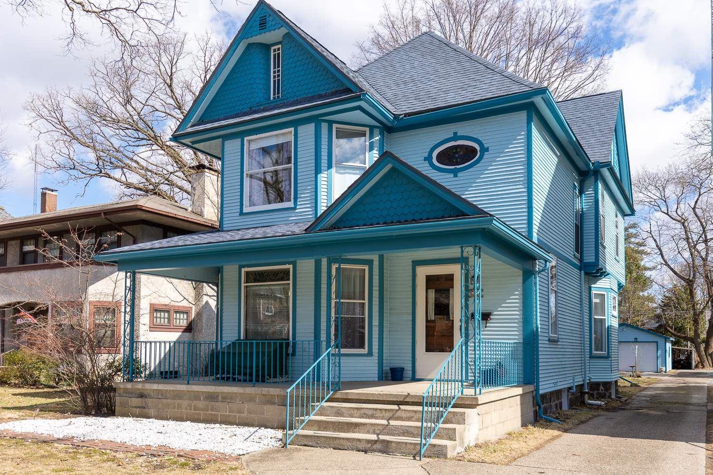 418 S 5th Street, Goshen, IN 46526 - #: 202008237