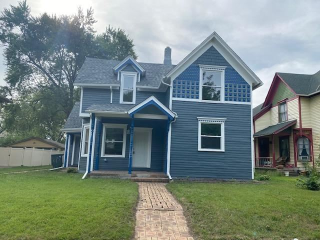 617 Cushing Avenue, South Bend, IN 46616 - #: 202036244