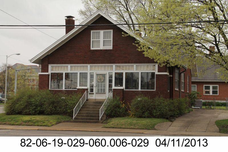 802 W Franklin Street, Evansville, IN 47710 - #: 202030246