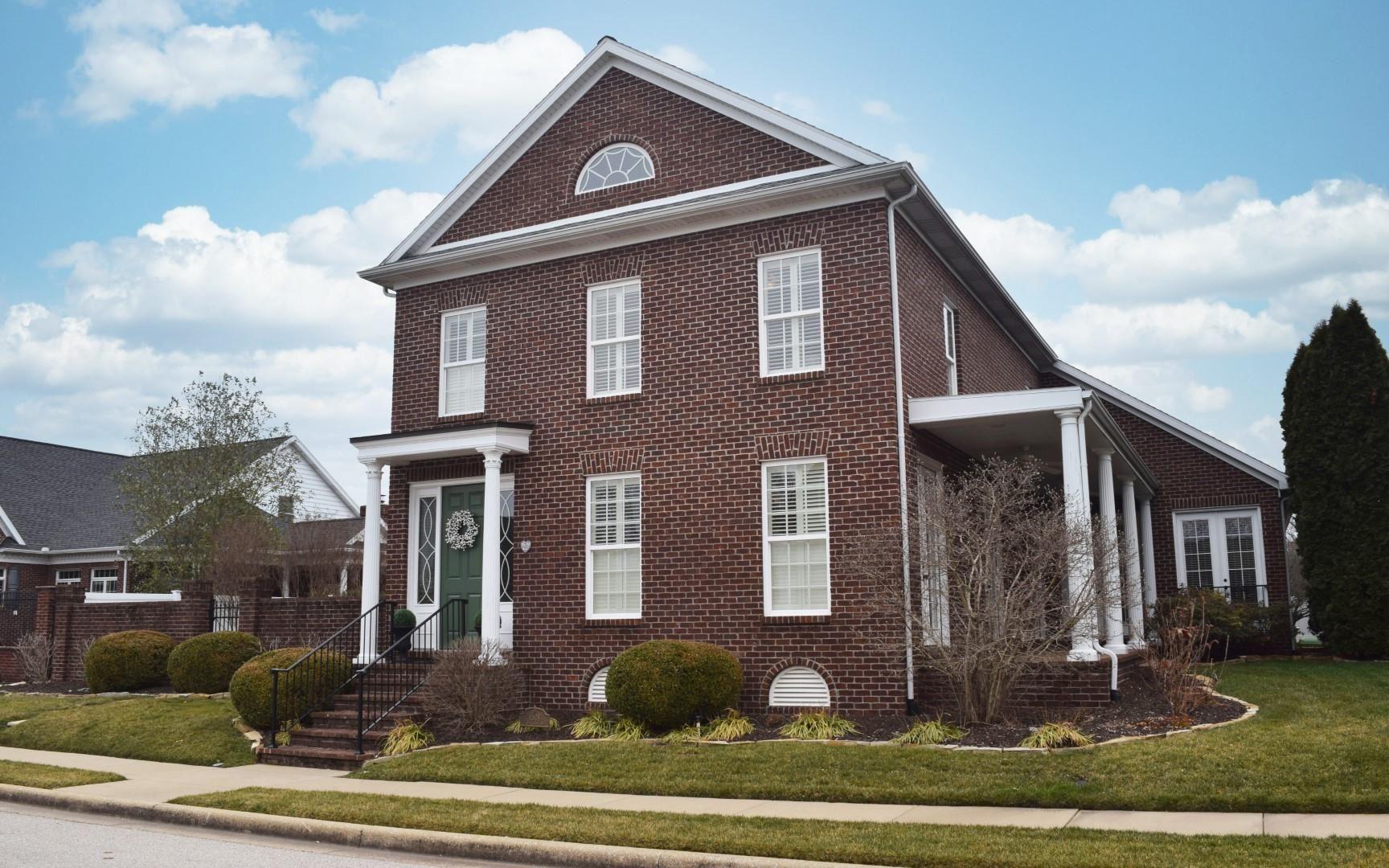 1508 Glen Eden Lane, Evansville, IN 47715 - #: 202106248